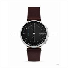 SKAGEN SKT1111 Signatur Connected Hybrid Smartwatch Leather Brown