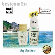 [FREE REFILL 16ml] Car Hanging Refresher Perfume-8ml (By The Sea)
