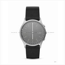 SKAGEN SKT1203 Jorn Connected Hybrid Smartwatch Leather Strap Black