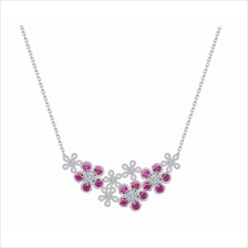 Vivere Rosse Jonas Spring Necklace)