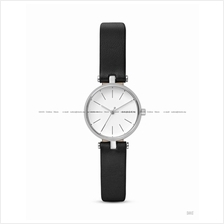 SKAGEN SKW2639 Women's Signatur 3-hand T-bar Leather Strap Black
