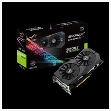 # ASUS ROG GeForce® STRIX-GTX1050TI-O4G-GAMING # 1506 MHz