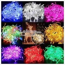 LED christmas lights 10M Waterproof 100 blue LEDs String Fairy Light