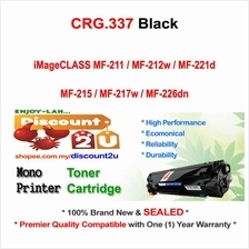 CANON CRG 337 MF211 215 217 M221 Toner Compatible * NEW SEALED *