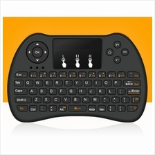 Wireless Air Mouse Keyboard Touchpad Android TV Box USB Rechargeable Battery
