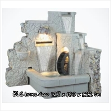 EXTRA LARGE EUROPEAN STYLE WATER FOUNTAIN MF04 HOME GARDEN DECORATION