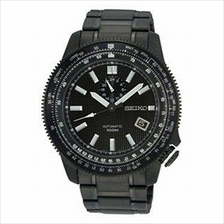 SEIKO . SSA007K1 . Superior . M . 24-hr-Date . SSB . Automatic . Black