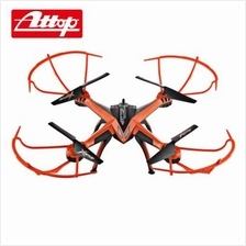 ATTOP A10 4CH 6-AXIS GYRO 2.0MP CAMERA RC QUADCOPTER 360 DEGREE FLIPS