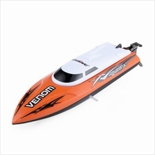 UDI 001 TEMPO POWER VENOM 2.4G RC BOAT WITH AUTO RECTIFYING DEVIATION