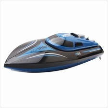 SKYTECH H100 2.4GHZ 4 CHANNEL HIGH SPEED BOAT WITH LCD SCREEN (BLUE AN