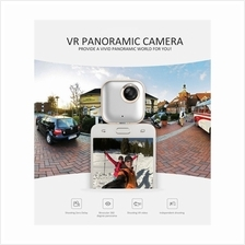 360 Degree Panoramic Camera Dual Spherical Lens 720p IPhoneAndroid