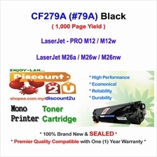 HP CF279A 79A M12 M26 Toner Compatible * NEW SEALED *