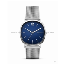 SKAGEN SKW6380 Men's Rungsted Square Interchange Mesh SS Bracelet Blue