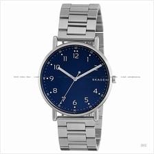 SKAGEN SKW6357 Men's Signatur 3-hand Interchange SS Bracelet Blue
