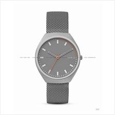 SKAGEN SKW6387 Men's Grenen 3-hand Interchange Mesh SS Bracelet Grey