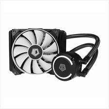 ID-COOLING FROSTFLOW+ 120 CPU COOLER (WHITE LED)