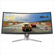"BENQ 35"" XR3501 EYE CARE ULTRA CURVE GAMING MONITOR"