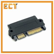 SFF-8482 SAS 22 Pin To SATA 7 Pin + 15 Pin Hard Disk Adapter Converter