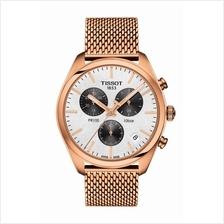 TISSOT T101.417.33.031.01 PR 100 Chronograph silver index