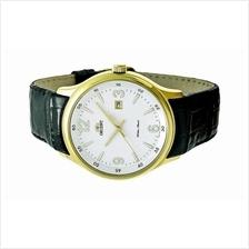 ORIENT Men Quartz Dressy Elegant Watch FUNC7007W