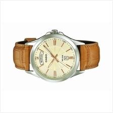Casio Men ENTICER Watch MTP-1381L-9AVDF