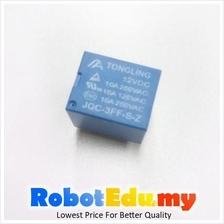 Electronic Component-SPDT 12V 12vDC 10A 30VDC 250VAC Relay SRD(5 pin)