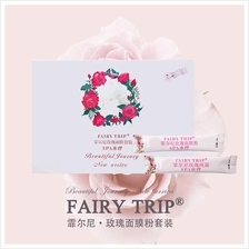 [Authentic] Fairy trip rose spa facial mask 霏尔尼&#..