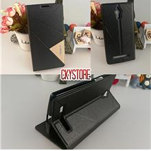 OPPO FIND 7 7A X9007 Standable Flip Case with Card Pocket