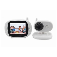 "★ 3.5"" Digital Baby Monitor (Night Vision, 2 Way Talk) (WBM-04)"