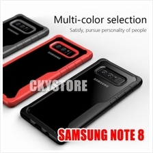 SAMSUNG NOTE 8 NEW Tough Protection Transparent Case