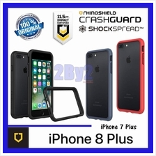 Original Rhinoshield Crashguard Bumper iPhone 8 Plus 7 Plus Bumper