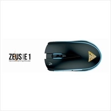 # GAMDIAS ZEUS E1 - 3200 DPI Optical Mouse + NYX E1 Mouse Mat #