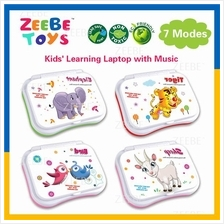 ZEEBE Kids' Learning 7 Modes Laptop with Music (Available in 4 themes)