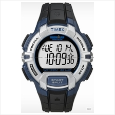 TIMEX T5K791 (M) IRONMAN Triathlon 30-lap rugged resin strap black