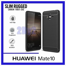 Ultra Slim Rugged Armor Huawei Mate 10 Mate10 TPU case cover