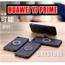 HUAWEI Y7 PRIME IFACE Magnetic Ring Standable SLIM Case