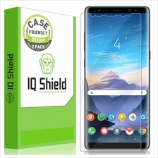Samsung Galaxy Note 8 - IQ Shield LiQuidSkin Full Screen Protector