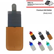 DAX Multi functional Wallet Multi-layer card holder with trick up