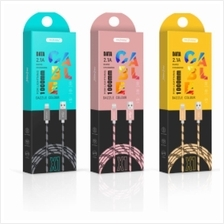 Original Nafumi Colorful Weaving 2A Type-C USB Cable