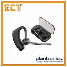 Plantronics Voyager Legend Bluetooth Headset + Charging Case (Black)