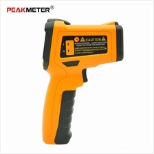 PM6530C NON-CONTACT DIGITAL COLORFUL DISPLAY INFRARED THERMOMETER TEMP