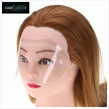 100pcs Barber Hair Salon Hairspray Mask Eyes & Face Shield Protector