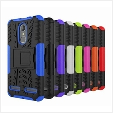 Lenovo K6 / K6 Power Tough ARMOR KICKSTAND Case