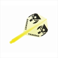 CONDOR Flight ZERO STRESS - Trinidad Logo Clear Yellow [STANDARD]