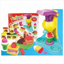 🔥READY STOCK🔥Plasticine Clay Ice Cream Barbeque BBQ Pl