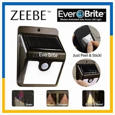 Ever Brite Motion Activated Solar Power Outdoor LED Light ASOTV