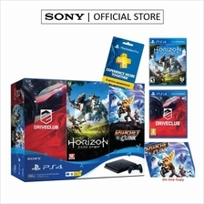SONY PLAYSTATION 4 PS4 SLIM 500GB HITS BUNDLE (SONY MALAYSIA WARRANTY))