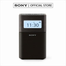 SONY SRF-V1BT PORTABLE BLUETOOTH SPEAKER WITH ALARM  & AM/FM RADIO)