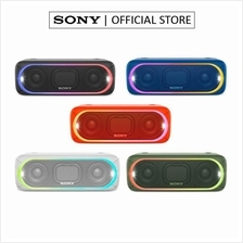 SONY SRS-XB30 PORTABLE WIRELESS SPEAKER WITH BLUETOOTH / EXTRA BASS)