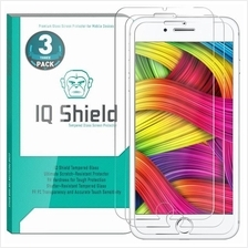 iPhone 8 Plus - IQ Shield Tempered Ballistic Glass (3-Pack)